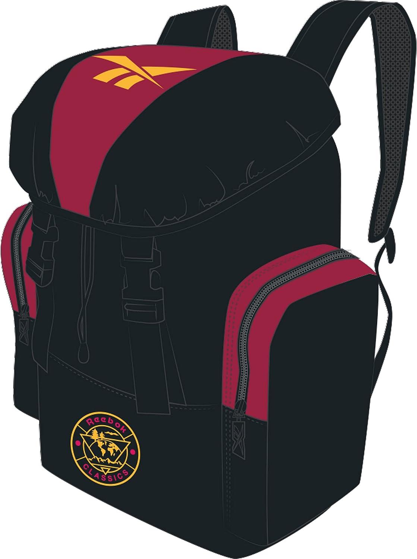 Reebok OTHER Bag, Black, One Size