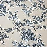 Textile Station 100 % Baumwolle, bedrucktes Segeltuch,