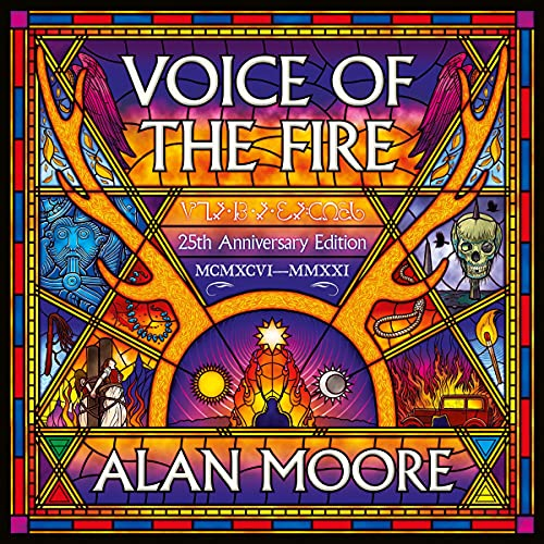 Voice of the Fire cover art