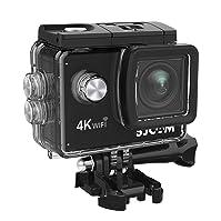 Blusmart Wifi Sj4000 20MP Action Camera 1080p Wifi Sports Camera HD 170