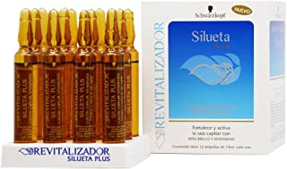 Schwarzkopf Silueta Plus Stimulating Hair Growth 0.5-ounce Serum (12 Vials)