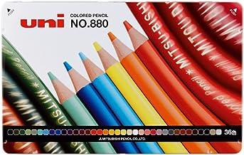 三菱鉛筆 色鉛筆 880 36色 K88036CP