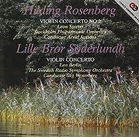Two Swedish Violin Concertos