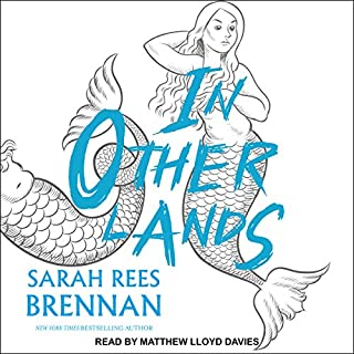In Other Lands audiobook cover art