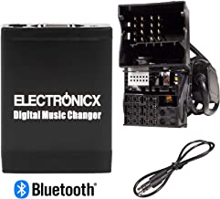 Electronicx Elec-M06-BM2-BT Adaptador de Musica para Coche Interfaz MP3, USB, SD AUX Bluetooth Kit Manos Libres para BMW