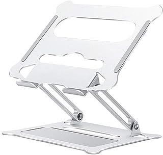FLAGTOP Adjustable Laptop Stand for Desk, Ergonomic Portable Aluminum Laptop Desk Stand,...