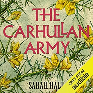 The Carhullan Army cover art