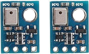 XinQuan Wang 2PCS AHT10 High Precision Digital Temperature and Humidity Sensor Measurement Module I2C Communication