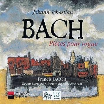 Bach: Pièces pour orgue