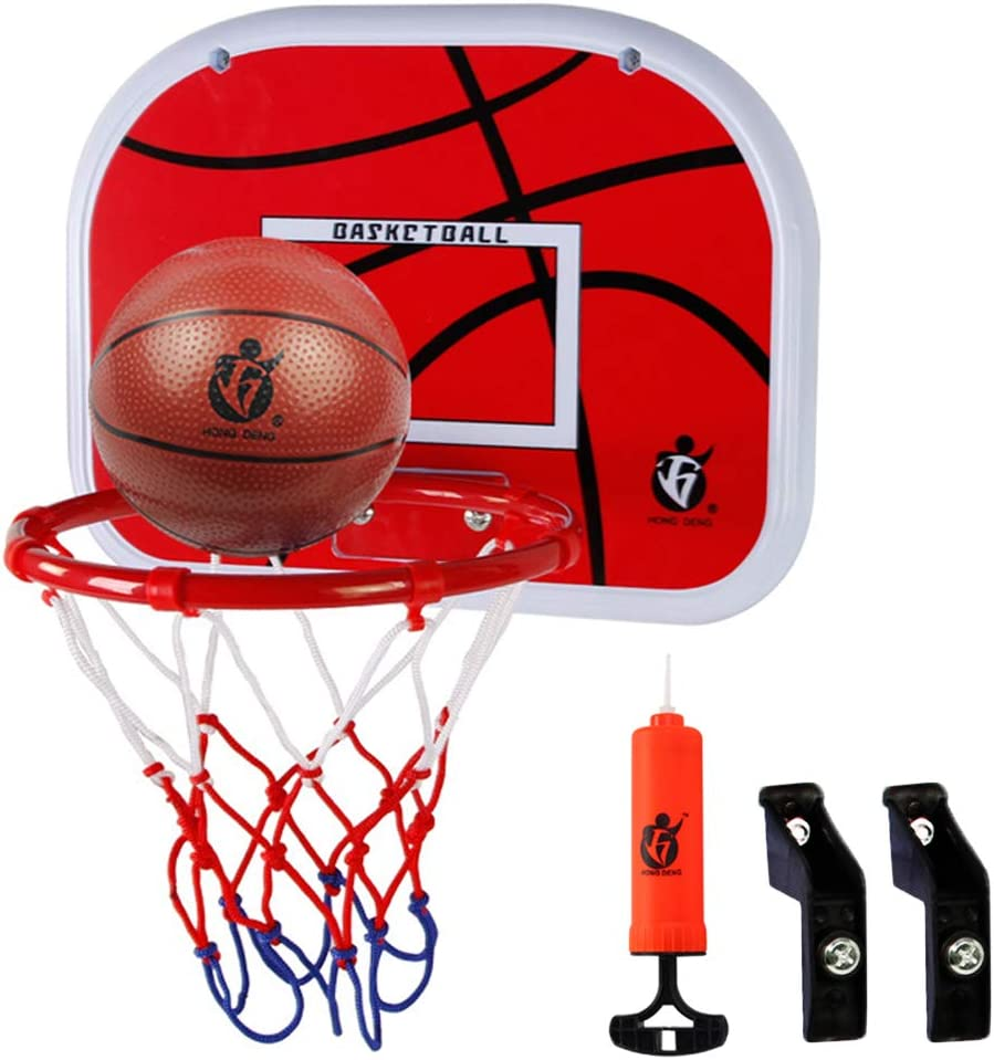 Dreamon Portland Mall Basketball Hoop for Kids Wall Ball and with Net Quantity limited Mounted