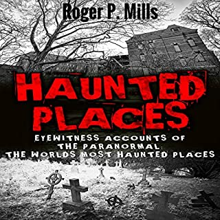 Haunted Places cover art