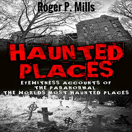 Haunted Places audiobook cover art