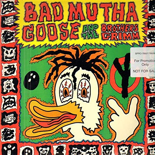 Bad Mutha Goose And The Brothers Grimm [Vinyl LP]