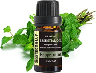 Peppermint Essential oils, 100% Pure Therapeutic Grade essential Oil - 10ml