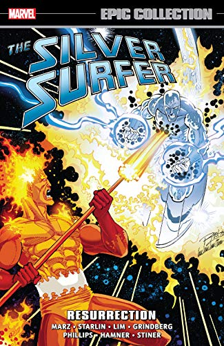 Silver Surfer Epic Collection: Resurrection (Silver Surfer (1987-1998)) (English Edition)