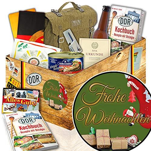 Frohe Weihnachten / Geschenkset DDR / Geschenk NVA / Frohe Weihnachten Geschenk