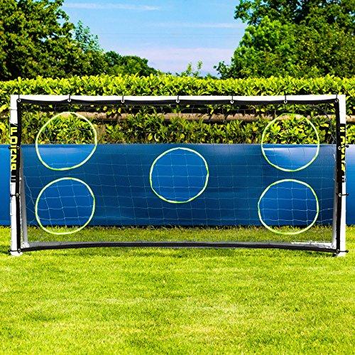 FORZA Mur de Tir pour Buts de Football (Poteaux Pas Inclus) (2,4m x 1,2m)