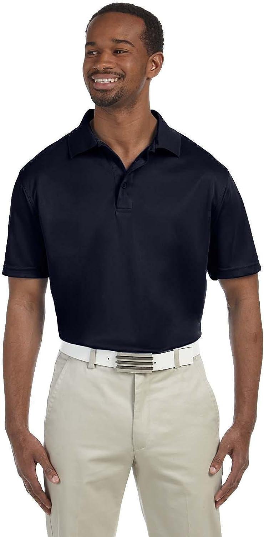 Harriton Men's Short Sleeve 4 oz Polytech Polo Shirt M315
