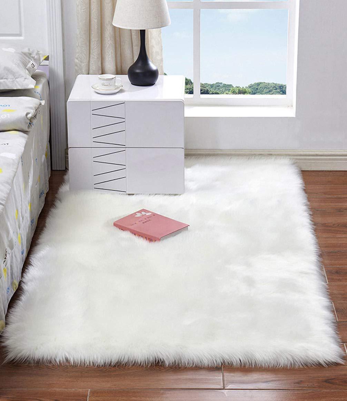 Haresle Soft Shaggy Rug Faux Fur Area Ru Buy Online In Botswana At Desertcart