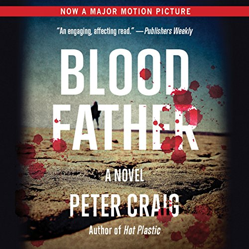 Blood Father audiobook cover art