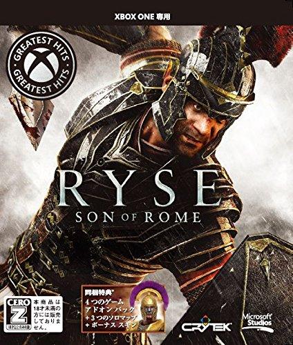 Ryse: Son of Rome (Greatest Hits) 【CEROレーティング「Z」】, usado segunda mano  Se entrega en toda España