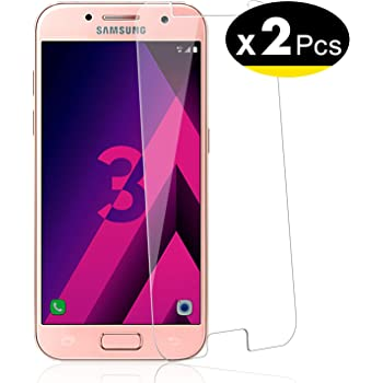 NEWC 2 Unidades, Protector de Pantalla para Samsung Galaxy A3 ...