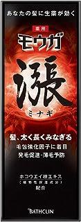 【医薬部外品】モウガ 育毛剤 漲(ミナギ)120mL 男性向け