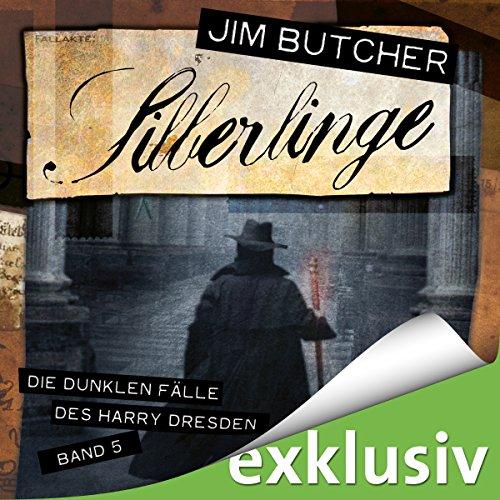 Silberlinge audiobook cover art