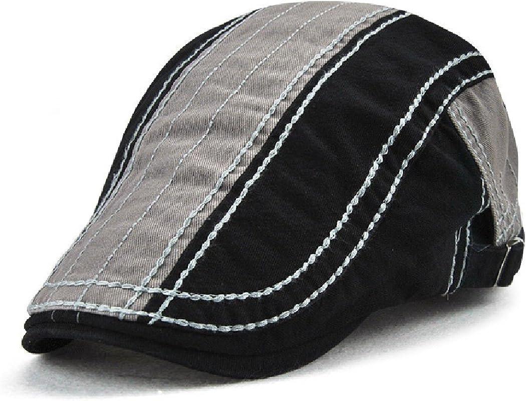 Max 44% OFF Men's Summer Fashion Vintage Cotton Beret Newsboy Ranking TOP3 Cap Hat Visor
