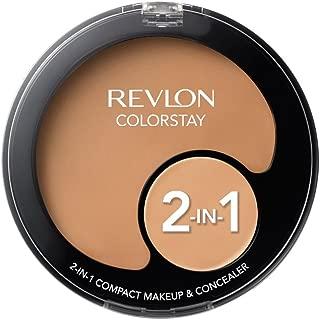 Revlon ColorStay 2-in-1 Compact Makeup & Concealer, Warm Golden