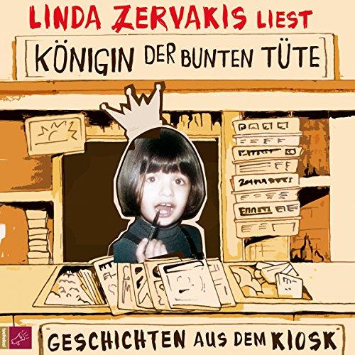 Königin der bunten Tüte audiobook cover art