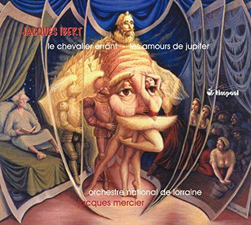 Les amours de Jupiter, Enlèvement d'Europe: Solo d'Europe