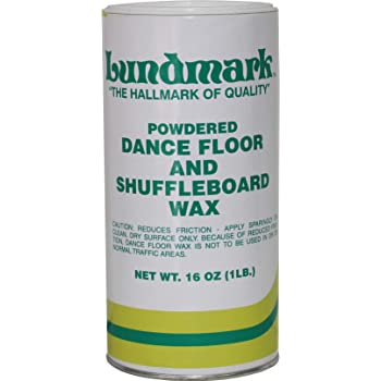 Amazon Com Lundmark Powdered Dance Floor Shuffleboard Wax 1