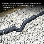 Colapz Caravan Accessories - Flexi Waste Collapsible Flexible and Extendable Caravan Waste Pipe System 16