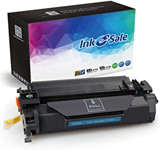 INK E-SALE Compatible Toner Cartridge Replacement for HP 26A CF226A (Black, 1-Pack), for use with HP Laserjet Pro M402 M402n M402dn M402d M402dw,HP MFP M426 M426dw M426fdw M426fdn Printer