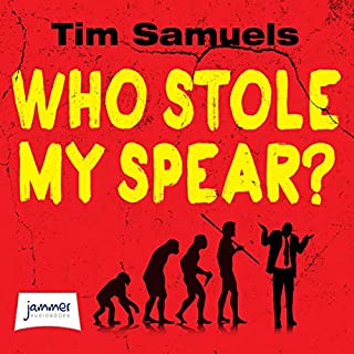Who Stole My Spear? cover art