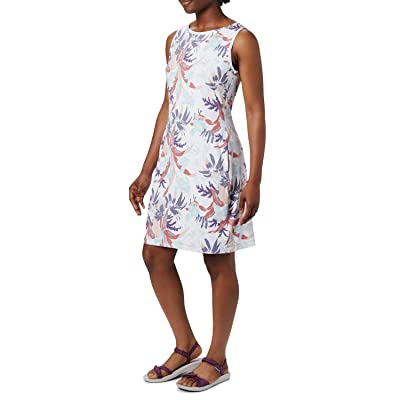 Columbia Chill Rivertm Printed Dress (New Moon/New Moon Print) Women