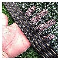 サンシェード ベランダ 日除けシェード 日よけ シェード カット 通気性良く 日差し 熱中症対策 長方形 軽量 耐久性 日よけ オーニング シェードセイル UVシート ガーデン 庭 バルコニー用-黒 5×8m
