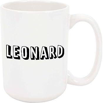 Leonard Coffee Mug