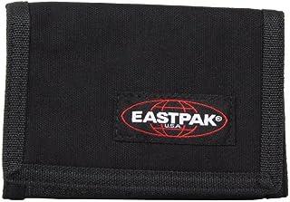 EASTPAK Crew - Portamonete singolo, 15 cm, Nero – (Bloxx Noir). (Nero) - 5415280753549