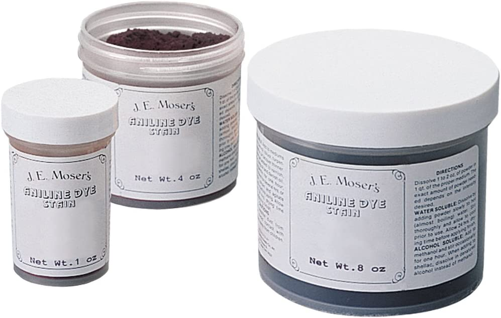 1 Oz Water Soluble Pink Color Powder Dry Moser' Clearance SALE! Limited time! Aniline Dye List price J.E.