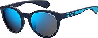Polaroid Sunglassess for Unisex, Lens, PLD6063/G/S,Oval Shape