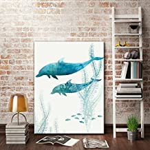 Paintsh Decorative Painting Nordic Modern Decorative Painting Living Room Sofa Backdrop Wall Painting Restaurant Hotel Bed...