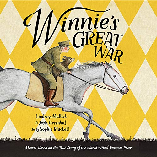 Winnie's Great War audiobook cover art