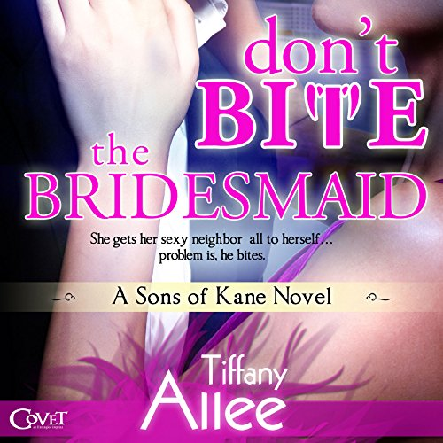 Don't Bite the Bridesmaid cover art