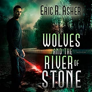 Wolves and the River of Stone (Vesik) audiobook cover art