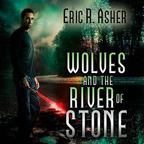 Couverture de Wolves and the River of Stone (Vesik)
