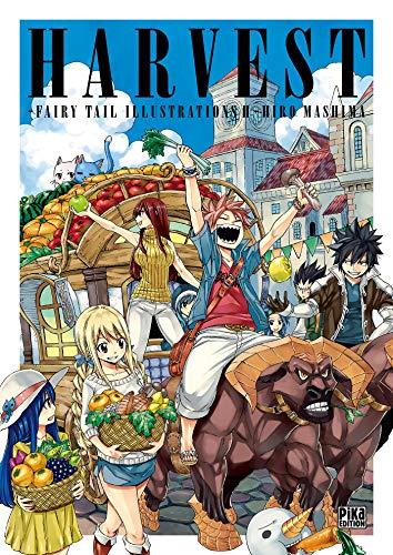 Fairy Tail - Harvest: Harvest (Fairy Tail - Artbook (2))