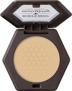 Burt's Bees 100% Natural Origin Mattifying Powder Foundation, Bare - 0.3 Ounce