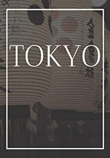 Tokyo: A decorative book for coffee tables, bookshelves, bedrooms and interior design styling: Stack International city bo...